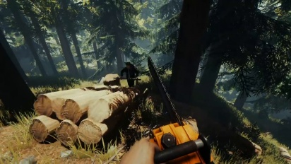 The Forest - Multiplayer Trailer