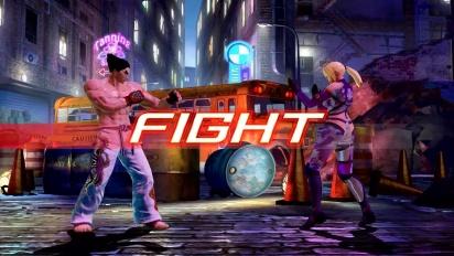 Tekken Mobile - Announcement Trailer