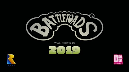 Battletoads - Announce Trailer