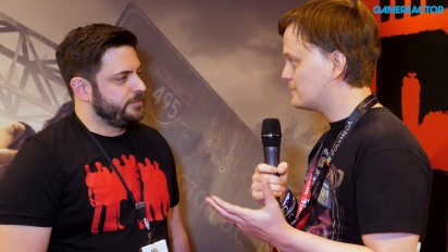 Overkill's The Walking Dead - Saul Gascon Interview