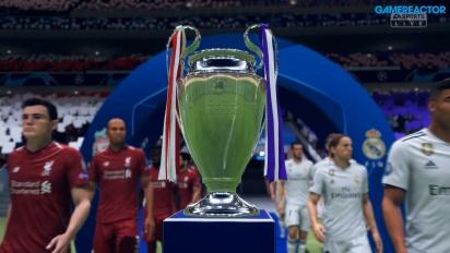 FIFA 19 - Champions League-finale
