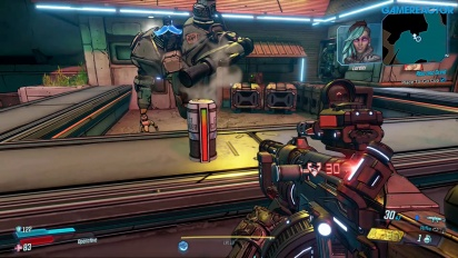 Borderlands 3 - Rise and Grind Mission Pre-Release Demo Gameplay