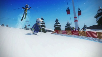 Kinect Sports Season 2 - E3 2011 trailer