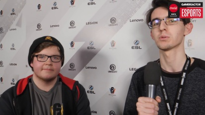 Six Invitational 2018 - Kantoraketti Interview
