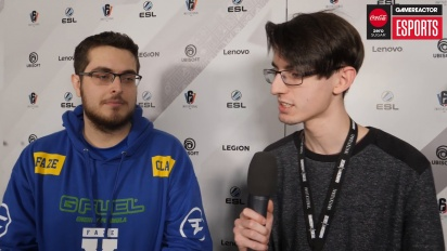 Six Invitational 2018 - Mav Interview