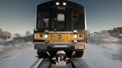 Train Sim World - Long Island Rail Road Trailer