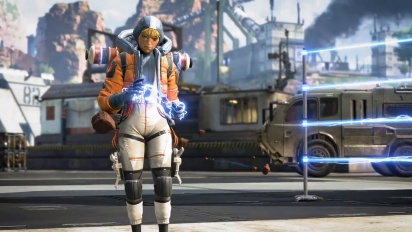 Apex Legends - Meet Wattson Character Trailer