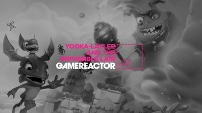 Yooka-Laylee and the Impossible Lair - Livestream Replay