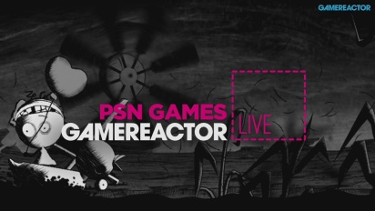 PSN Games - Livestream Replay