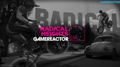 Livestream Replay - Radical Heights