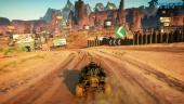 Rage 2 - Driving, Flying, Racing Gameplay