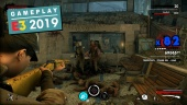 Zombie Army 4: Dead War - E3 Gameplay