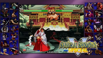 Samurai Shodown Neogeo Collection - Announcement Trailer