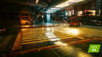 Cyberpunk 2077 - Behind the Scenes: GeForce RTX