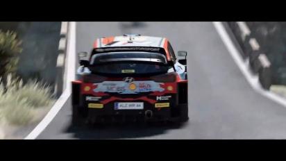WRC 10 - Launch Trailer