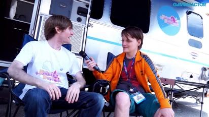E3 2014: Hatoful Boyfriend, Interview