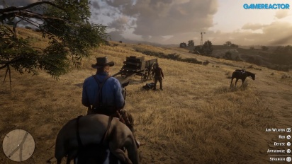 Red Dead Redemption 2 - Videopreview