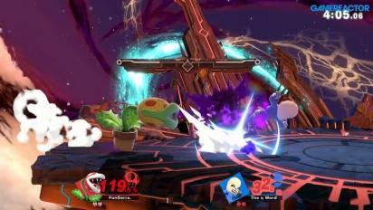 Super Smash Bros. Ultimate - Piranha Plant Online Gameplay