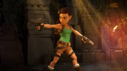 Tomb Raider Reloaded - Teaser Trailer