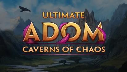 Ultimate ADOM - Combat Update Trailer