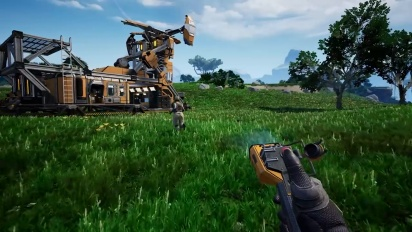 Satisfactory - Early Access Launch Trailer