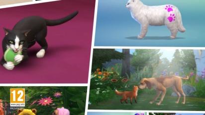 De Sims 4 Honden en Katten - Reveal Trailer