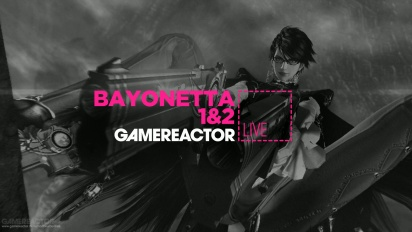 Livestream Replay - Bayonetta 1 and 2