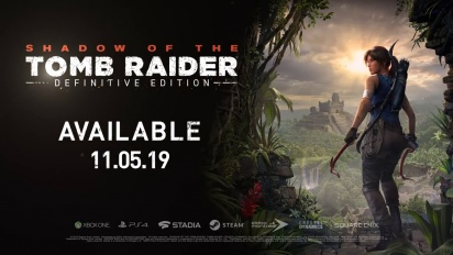 Shadow of the Tomb Raider: Definitive Edition Trailer
