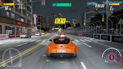 Project Cars 3 - Toyota Supra GR (road car) on Shanghai Henan Loop