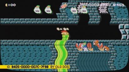 Super Mario Maker - Some of Nintendo's Favourite Courses