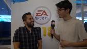 FIFA 18 - Samuel Rivera Interview