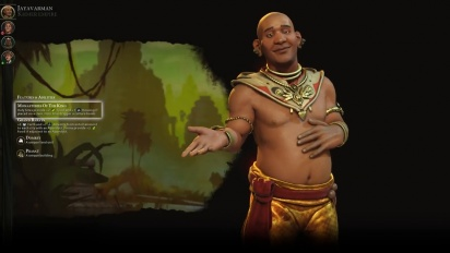 Civilization VI - First Look: Khmer