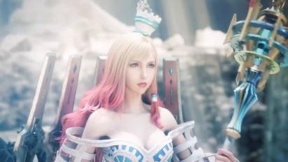 Dissidia Final Fantasy NT - – Jump Festa Trailer