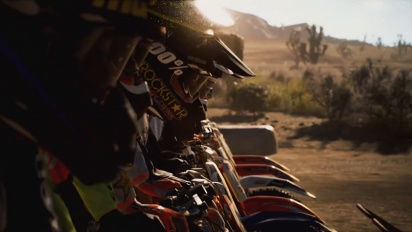 Monster Energy Supercross: The Official Videogame - Compound Trailer
