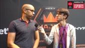 Faceit Major - James Bardolph Interview