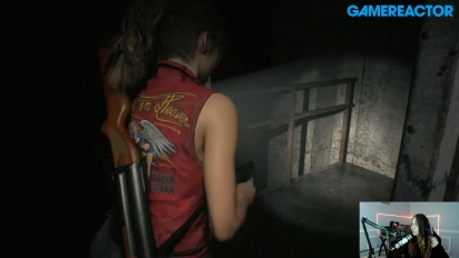 GRTV myser lite mer tillsammans med Resident Evil 2