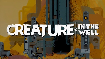 Creature In The Well - Announcement Trailer