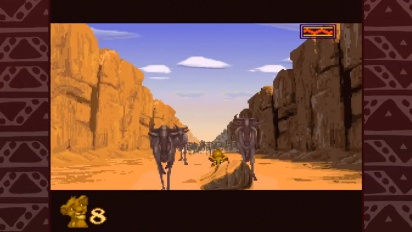 Disney Classic Games: Aladdin and The Lion King - Announcement Trailer