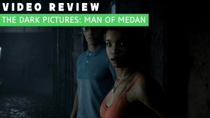 The Dark Pictures Anthology: Man of Medan - Videoreview