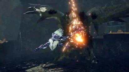 Monster Hunter Rise - Nintendo Direct Trailer