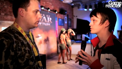 Men of War interview