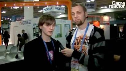 GDC Videoblog Wii Fit