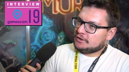Children of Morta - Karol Zajaczkowski Gamescom 2019 Interview