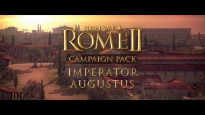 Total War: Rome II - Imperator Augustus Campaign Pack Trailer