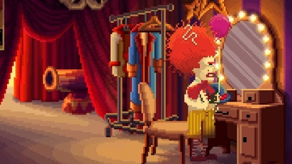 Thimbleweed Park - Ransome Trailer