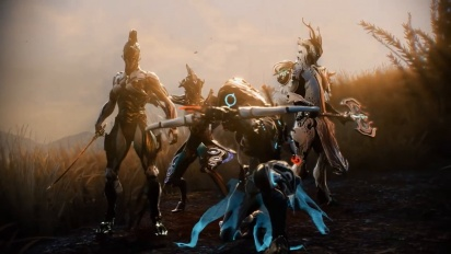Warframe - Become the First Real Space Ninja