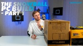 Gamereactor PC Build - The Snowball (Part 1)