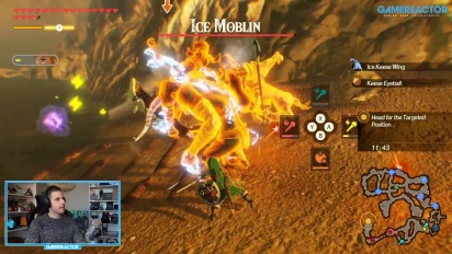 Hyrule Warriors: Age of Calamity - Livestream Replay