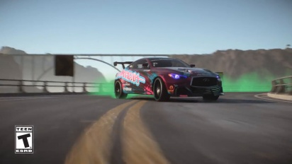 Need for Speed Payback - Enter the Speedcross