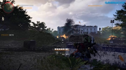 The Division 2 - Dawn's Early Light Gameplay